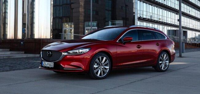 <p>Der Mazda 6.</p>
