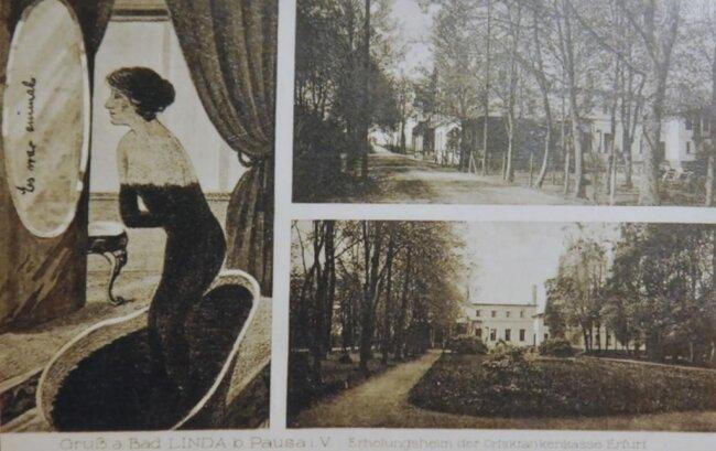 <p>Ende des 19. Jahrhunderts war Bad Linda als Moor- und Heilbad über die Grenzen des Vogtlands hinaus ein Begriff. Die Einrichtung galt zu ihrer Zeit als luxuriös und modern.</p>