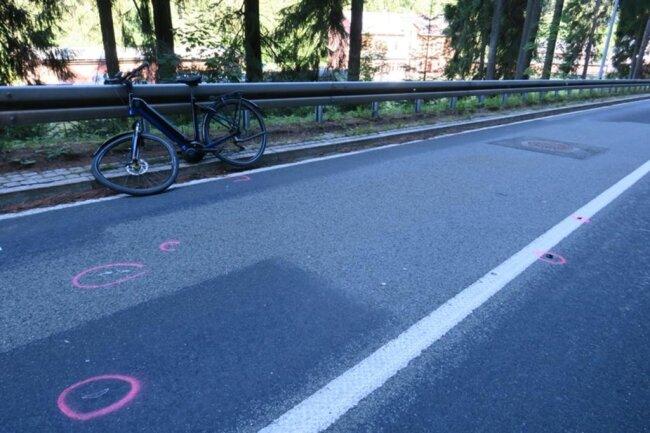 <p>Drei Radfahrer wurden verletzt. &nbsp;<br /> &nbsp;<br /> &nbsp;</p>