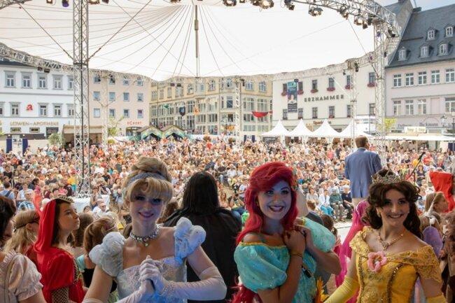 <p>Ein Drittel der Publikumsjury hatte sich für die deutsche Produktion aus der Märchenperlen-Reihe des ZDF entschieden, teilte die Stadt mit.</p>