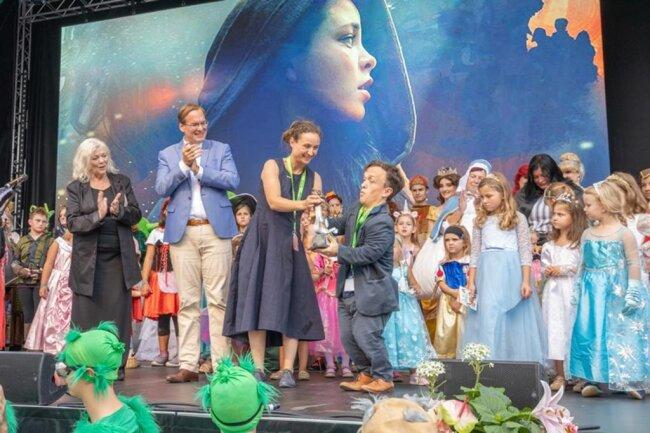 """<p>Als beliebtester Film des Festivals wurde der Streifen """"Schneewittchen und der Zauber der Zwerge"""" ausgezeichnet.</p>"""