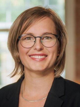 <p>Christiane Schenderlein, Taucha, 1981, Politikwissenschaftlerin</p>