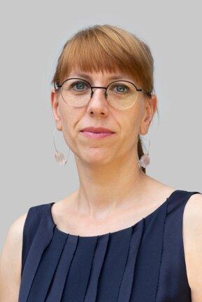 <p>Katja Meier, Dresden, 1979, Politikwissenschaftlerin</p>