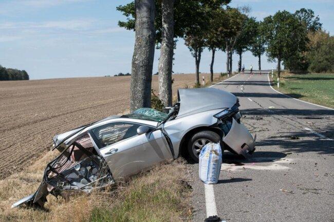 <p>Der Verkehrsunfalldienst der Polizeidirektion Chemnitz hat die Ermittlungen aufgenommen.</p>