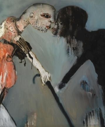 <p>Dieses Bild wurde für das Plakat seiner New Yorker Ausstellung verwendet.</p>