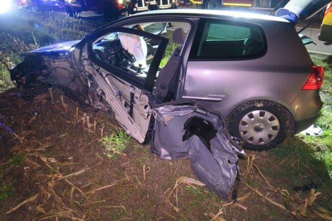 <p>Die S255 wurde wegen der Unfallaufnahme gesperrt.</p>