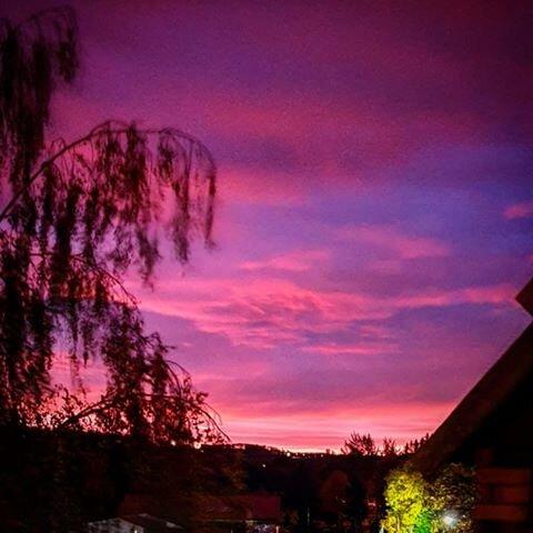 <p>Andrea Süß schickte dieses Foto aus Treuen.</p>