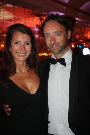 <p>Aline Baumann und Michael Uhlig</p>