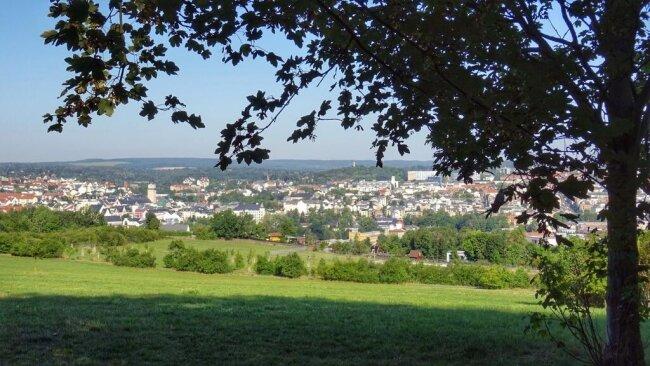 <p>Mein Lieblingsplatz in Plauen</p>