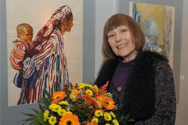 <p>Sie war eine fein- und hintersinnige Malerin und Zeichnerin. Eines der von ihr illustrierten Kinderbücher besaß wohl jeder DDR-Haushalt. Die streitbare Künstlerin Regine Heinecke ist am 7. November nach langer, schwerer Krankheit gestorben.</p>