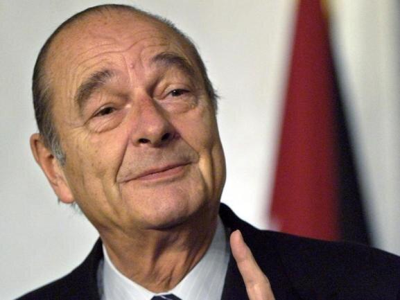 <p>Der ehemalige französische Präsident Jacques Chirac ist am 26. September im Alter von 86 Jahren gestorben.</p>