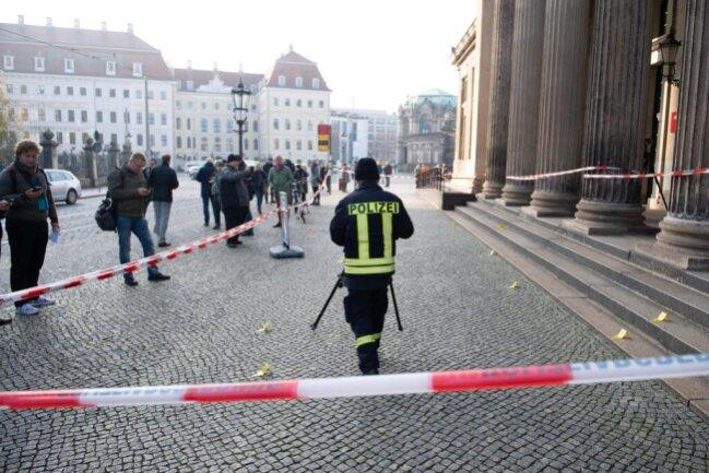 <p>In Dresdens Schatzkammer ist am Montagmorgen eingebrochen worden.&nbsp;</p>