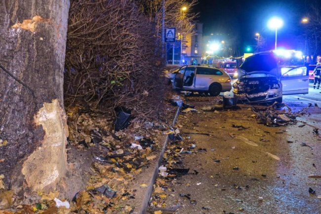 <p>Zum Unfallhergang ermittelt die Polizei.</p>