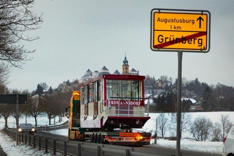 <p>Die Wagen waren in den vergangenen vier Monaten in Güstrow generalüberholt worden.</p>