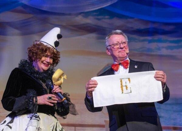 <p>Birgit Lehmann und Thomas Eulenberger.</p>