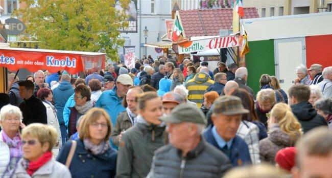 <p>Das Bürgerfest in Reichenbach muss ausfallen.&nbsp;</p>