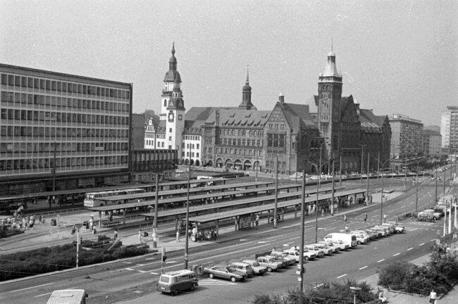 <p>So sah es bis Ende der Neunziger Jahre im Stadtzentrum aus.</p>