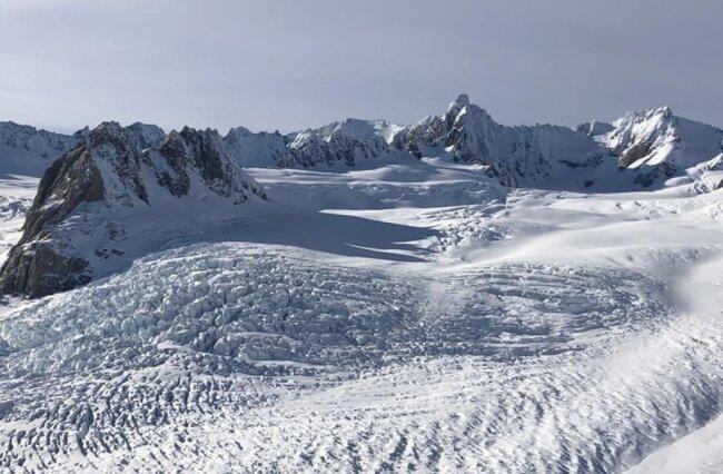 <p>Franz Josef Gletscher (Südinsel)</p>