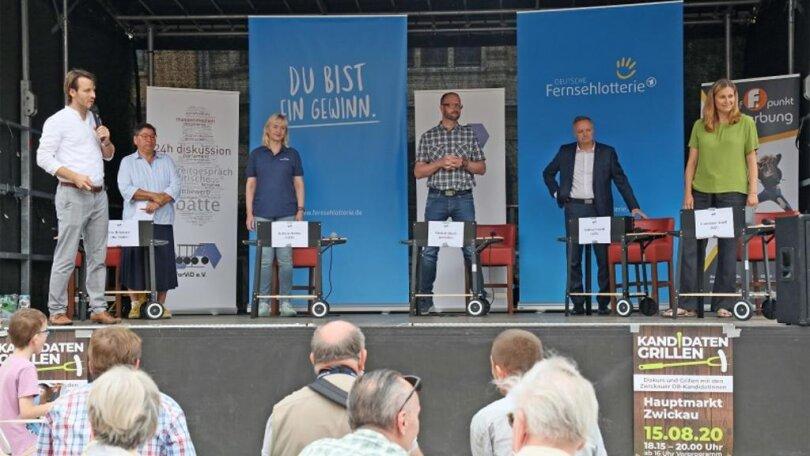 <p>Das vom Verein Fortschritt-Vision-Diskurs nach der Landtagswahl 2019 zum zweiten Mal durchgeführte Format baut eigentlich darauf auf, dass am Ende eine lockere Grillrunde zustande kommen soll.</p>