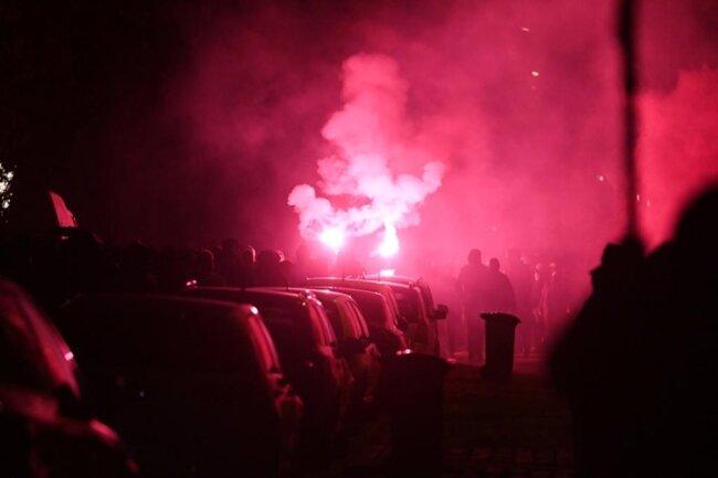 <p>Im Stadtteil Connewitz lief eine Demonstration gegen Gentrifizierung und Verdrängung schon nach wenigen Hundert Metern aus dem Ruder.</p>