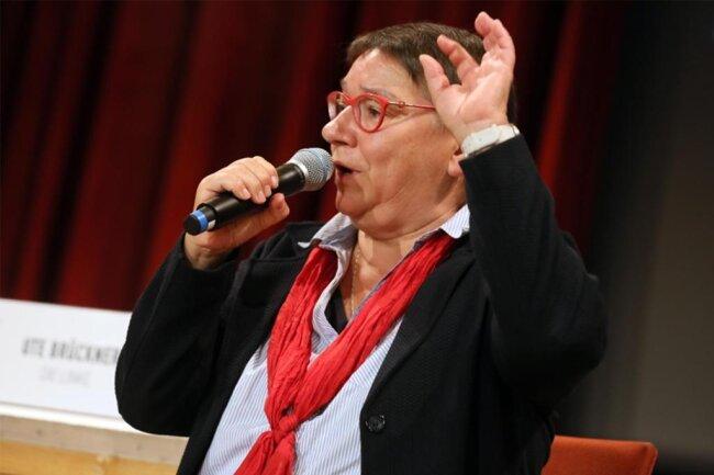 <p>Ute Brückner (Die Linke).</p>