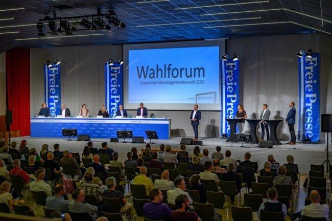 <p>Auf dem Forum herrschte bei der notwendigen Stärkung des Handels noch weitgehend Einigkeit.</p>