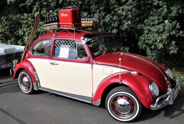 <p>Aber auch VW-Käfer oder -Golf und Opel und wurden gesichtet.</p>