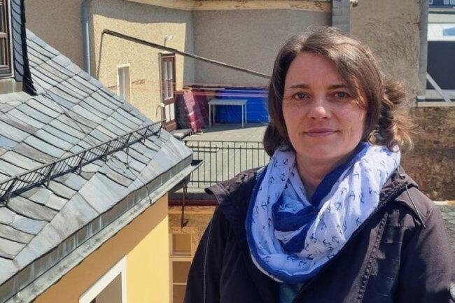 """<p>Annett Honscha, Redakteurin in der Lokalredaktion Annaberg. Im Erzgebirge geboren und aufgewachsen, arbeitet sie seit 2005 als Redakteurin der """"Freien Presse"""". Zuvor war sie mehrere Jahre lang in der Lokalredaktion Aue tätig, hat Journalistik und Politikwissenschaft an der Universität Leipzig studiert. Heute betreut sie unter anderem die Orte Geyer, Crottendorf und Tannenberg.</p>"""