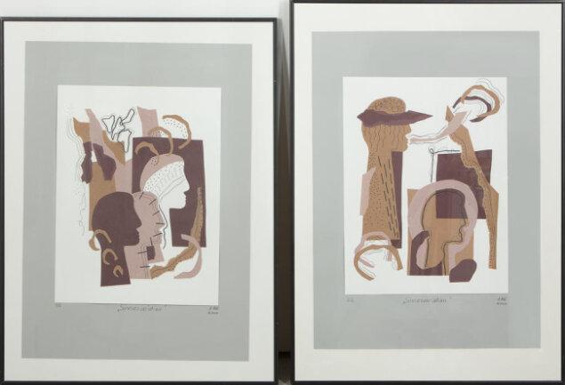"""<p>""""Sinnesvariation"""" - Collage von Anne-Marie Wolf (18) aus Lichtentanne</p>"""