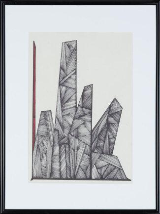 """<p>""""All, zerfurcht."""" - Zeichnung von Timon Knappe (16) aus Crimmitschau</p>"""