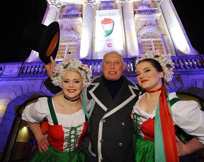 Opernball 2010  Bildnummer 096