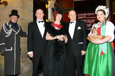 Opernball 2010  Bildnummer 099