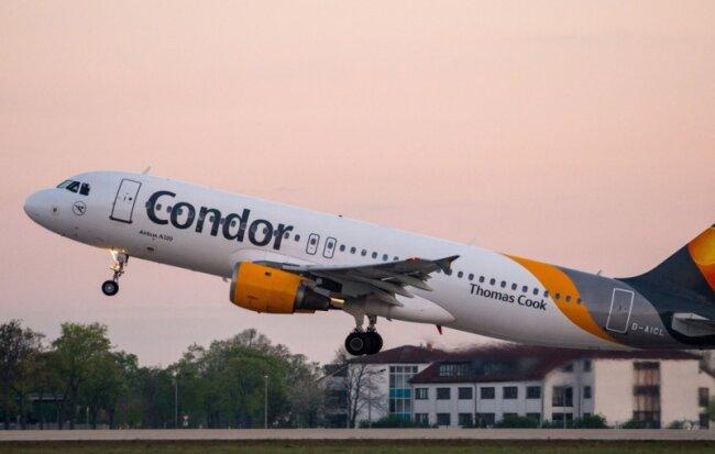 Nicht jeder, der bei Condor bucht, fliegt auch mit der Airline.