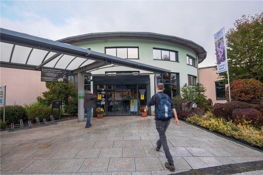 Am Freitag soll das Kurbad Actinon wieder für Besucher öffnen.