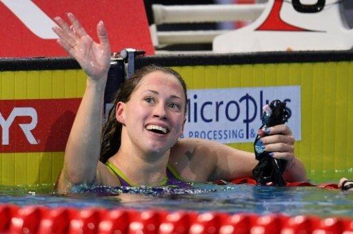 Greift nach ihrer dritten WM-Medaille: Sarah Köhler