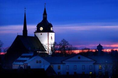 In der Stadtkirche Mittweida gibt es keine Christvespern mit Krippenspiel.