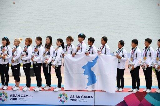 Drachenbootrennen: Nord- und Südkorea gewinnen gemeinsam
