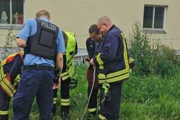 Öl im Bach - Polizei ermittelt weiter
