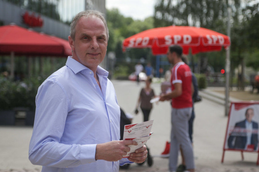 Chemnitzer Jusos verurteilen Müllers Tweet