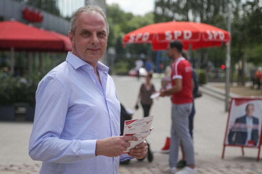 Detlef Müller (SPD) holte die meisten Erststimmen bei der Wahl 2021.
