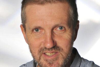 Schönheider Gemeinderat Eberhard Mädler