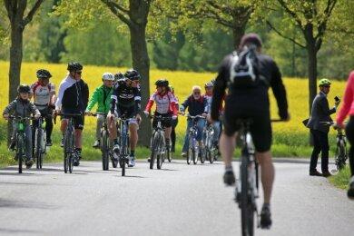 2018 rollten die Zweiräder noch unbeschwert durchs Muldental. Für dieses Jahr ist die Veranstaltung erneut abgesagt worden.