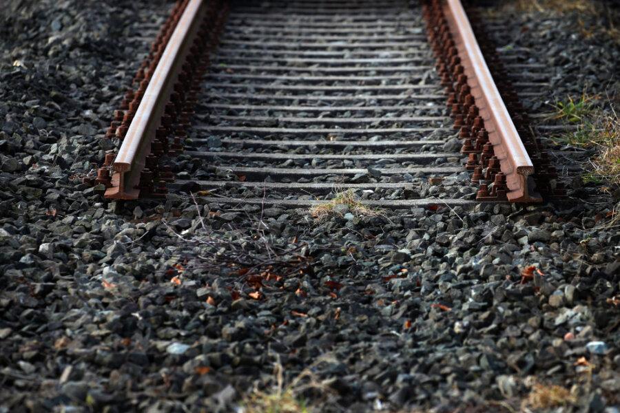 Sachsen wird Reaktivierung von Bahnstrecken erst 2021 prüfen