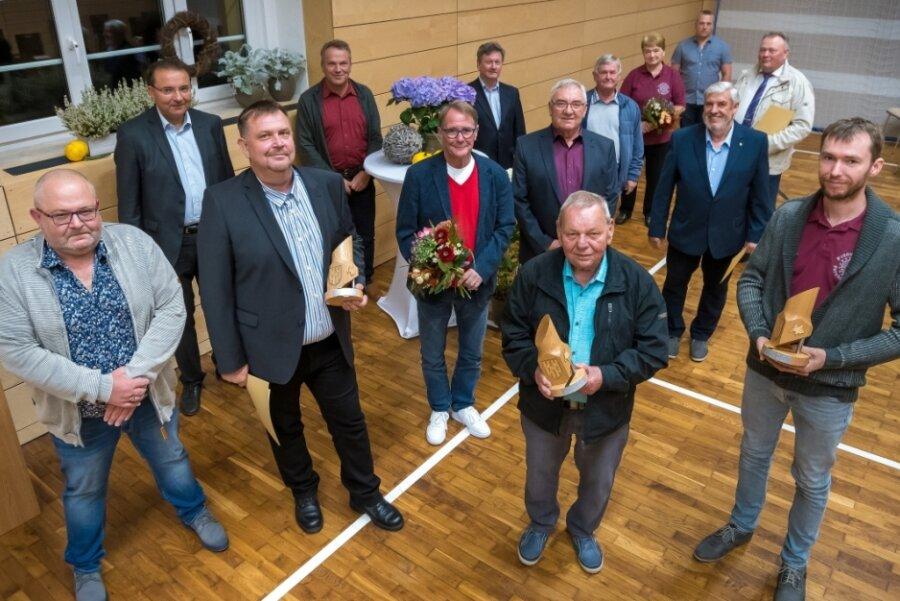 Ehrenpreise und Silberne Reiterlein verliehen