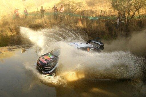 Sebastian Ogier gewinnt das dritten Rennen in Mexiko