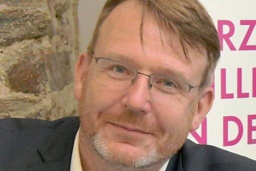 Sven Krüger - Oberbürgermeister von Freiberg