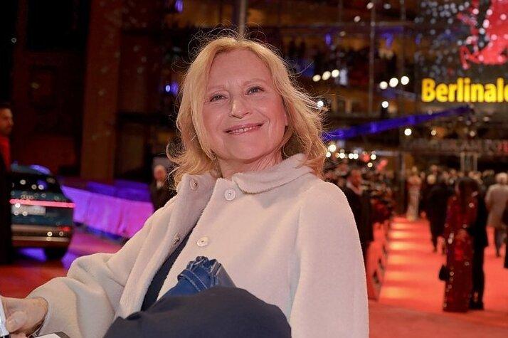 Maren Kroymann 2020 bei der Eröffnung der 70. Berlinale.