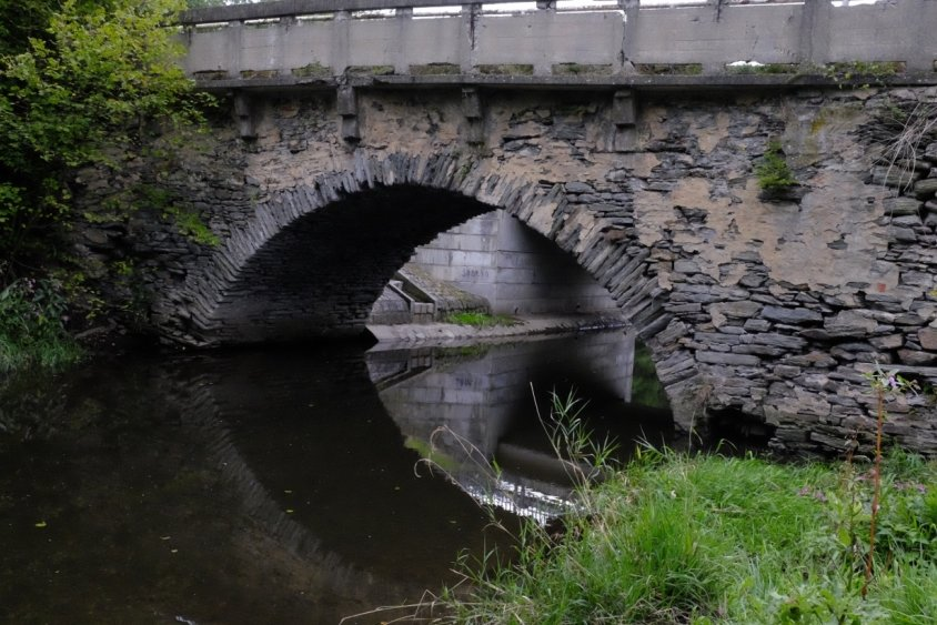 Die Egersche Brücke aus dem 18. Jahrhundert ist angeblich nicht mehr zu retten. So lautet das Ergebnis einen Gutachtens.