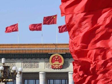 Egal ob Menschenrechte oder die Souveränität Taiwans: Kritik aus dem Ausland wird in China nicht gern gehört.