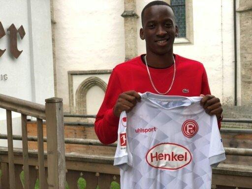 Neue Offensive für die Fortuna: Lukebakio vom FC Watford